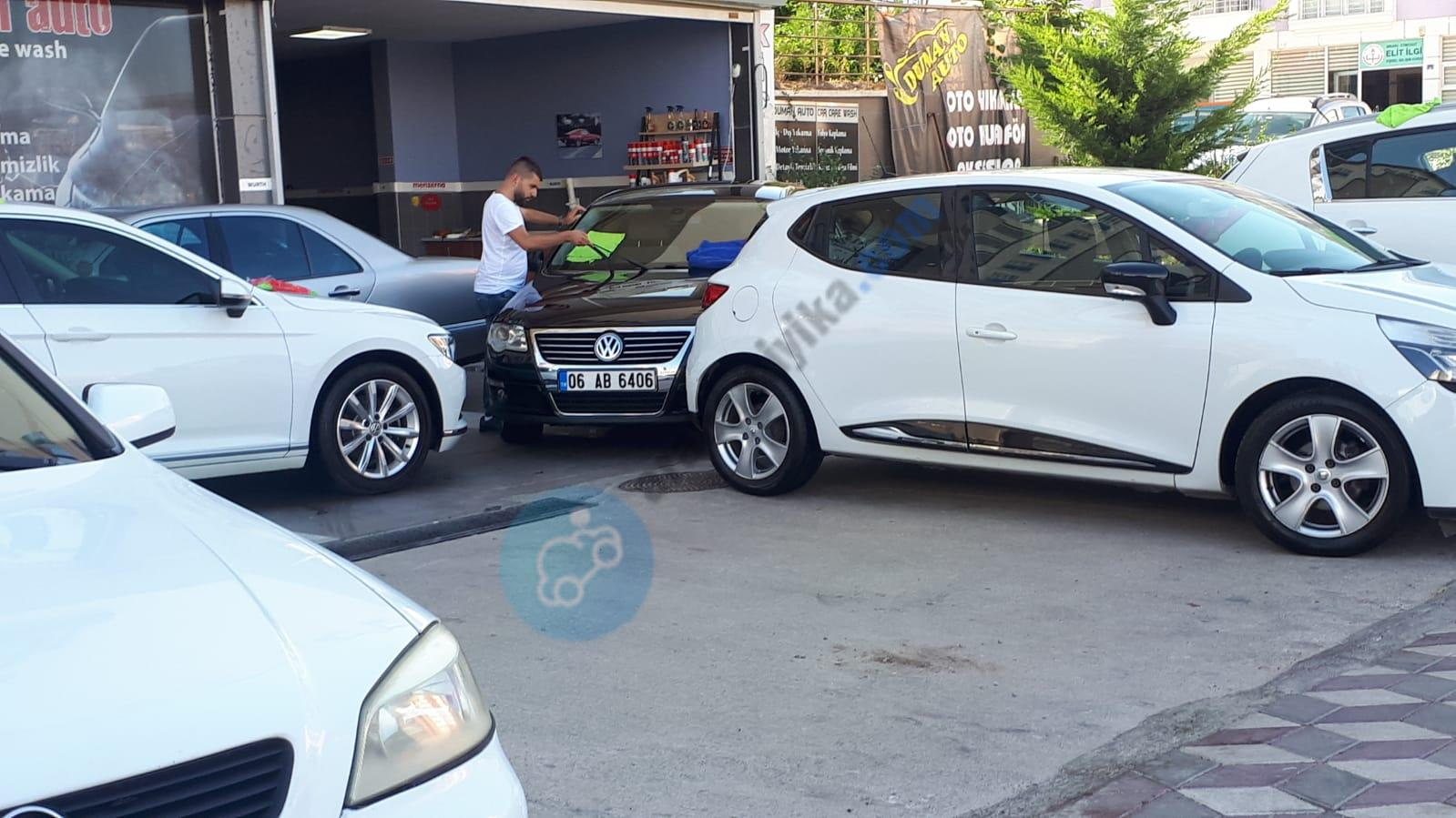 DUMAN AUTO CAR CARE WASH - ETİMESGUT
